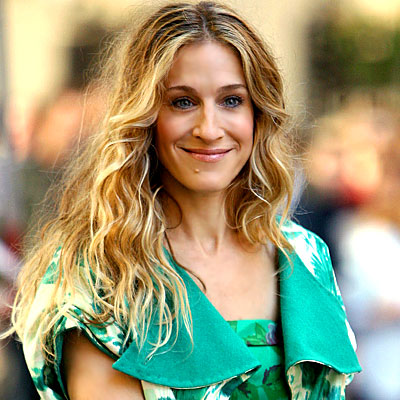 CARRIE BRADSHAW hairstyles 2